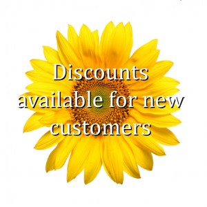 Dylan Jack's Catering, Burton - Discount Sunflower